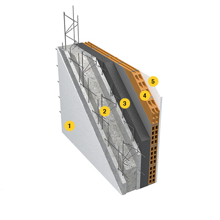 Sezioni 3D e fasi costruttive