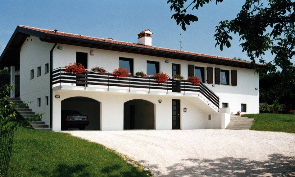 Casa stile friulano