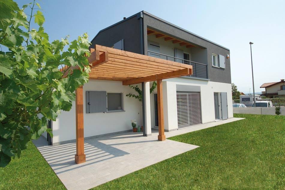 Casa moderna abc costruzioni for Case prefabbricate cemento armato