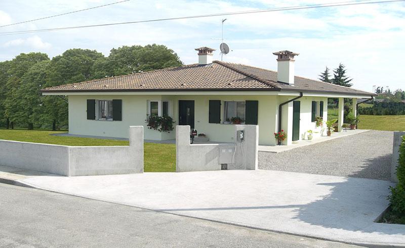Casa monopiano dimensioni medio grandi abc costruzioni for Disegnare progetto casa