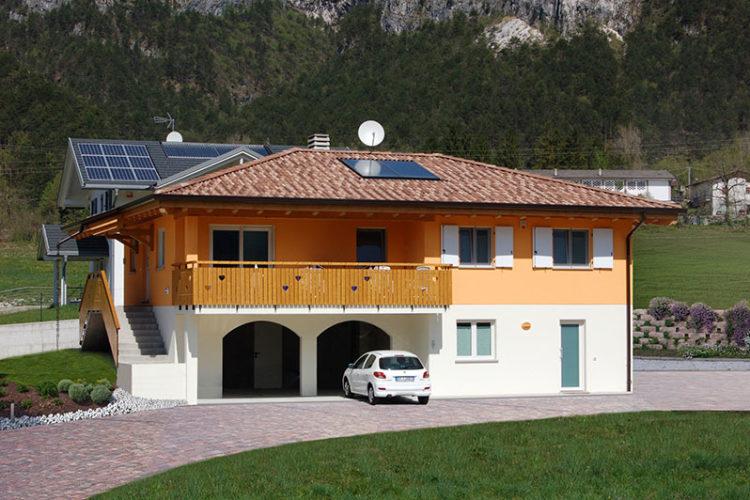 Casa multipiano