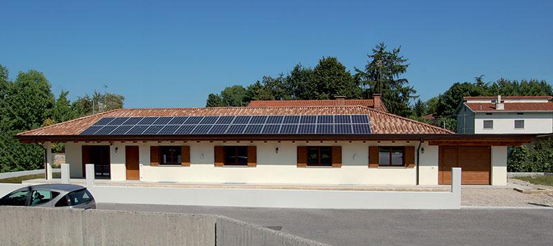Casa a sviluppo orizzontale