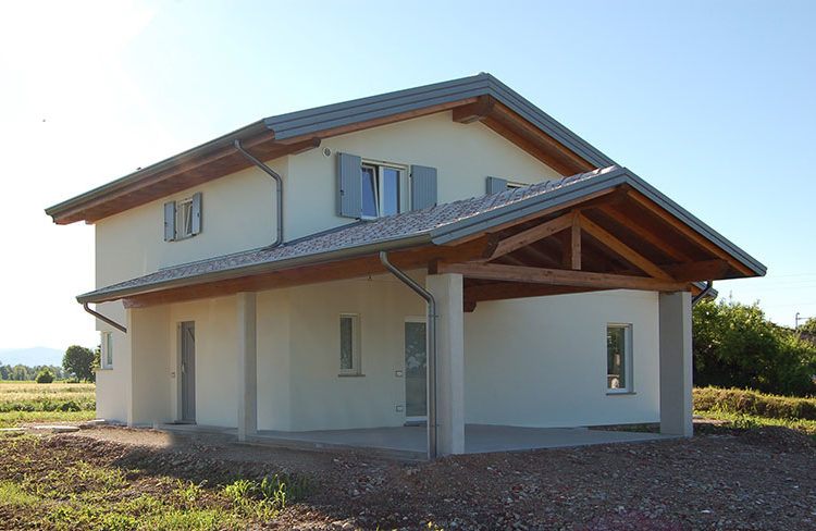 Case a 2 piani archivi abc costruzioni for Piani di casa rustici con cantina