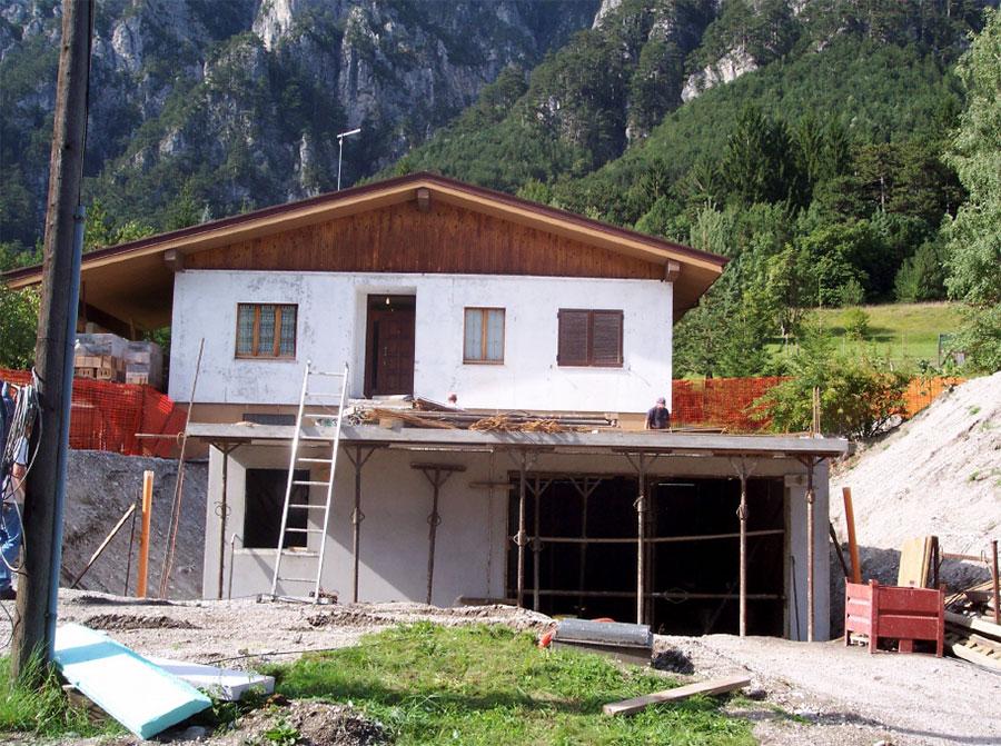 Ampliare casa i vantaggi del prefabbricato abc costruzioni - Prefabbricato casa ...