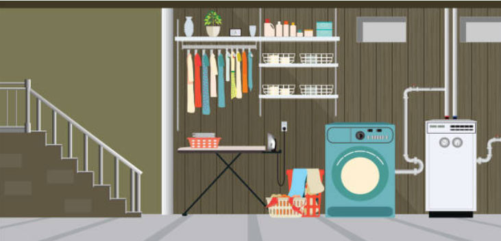 Realizzare un appartamento in un seminterrato. Possibile?