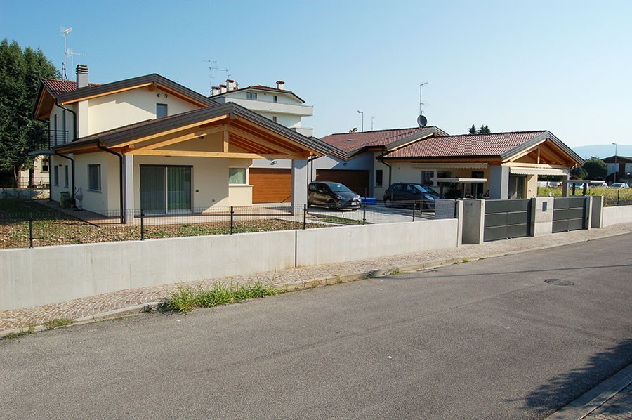 Villa Bifamilare a Tavagnacco