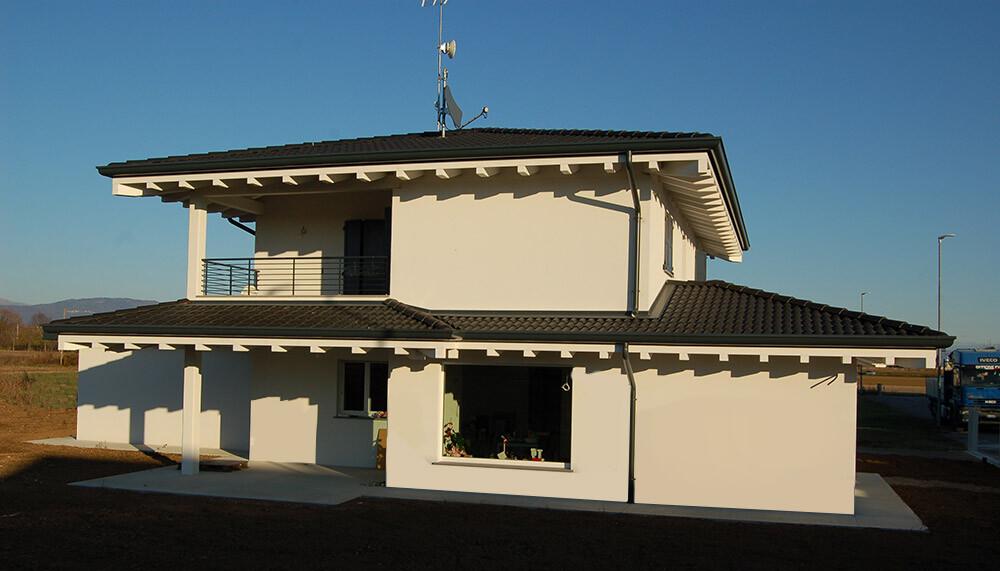 Casa a due piani a Tavagnacco